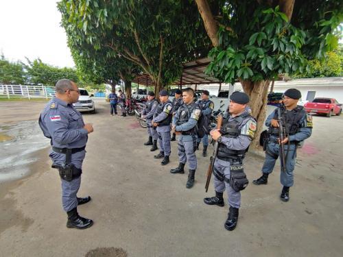 11°Batalhão da Polícia Militar reforça segurança em Barreirinha depois que ex-marido deu sumiço a ex-esposa, suspeita é de feminicídio