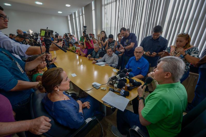 Prefeito de Manaus antecipa recesso escolar e anuncia novas medidas de prevenção à Covid-19