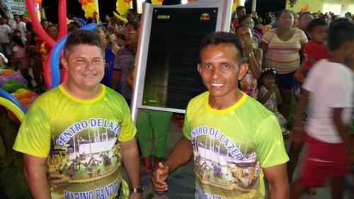 Secretário de Obras Militão Souza, deixa o cargo para apoiar Cleudo Mantegão em Nhamundá