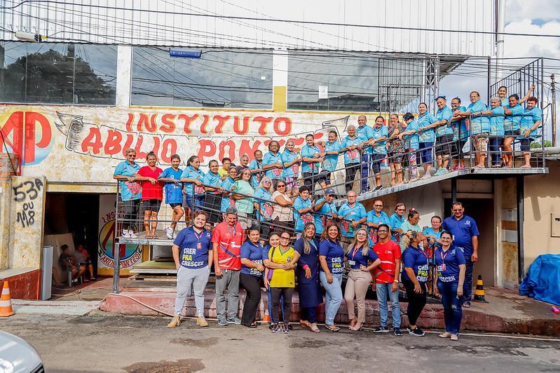 Instituto Abílio Pontes expandeatividades após parceria com a Prefeitura de Manaus