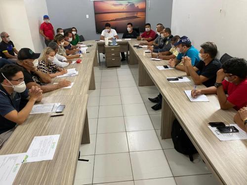 Parintins em quarentena por 15 dias, decreto foi assinado sábado pelo prefeito Bi Garcia
