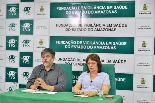 Sobe para 26 Casos do novo coronavírus no Amazonas e Parintins tem 1 caso registrado