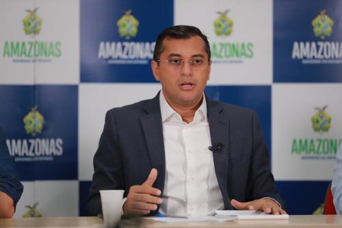 Wilson Lima decreta calamidade pública no Amazonas e anuncia medidas econômicas e de prevenção ao Covid-19