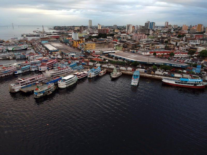 Justiça Federal mantém decreto do Governo do Amazonas que restringe transporte fluvial de passageiros