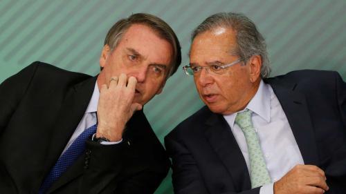 Presidente fez o certo ao revogar o artigo, foi precipitação mandar sem estar definido, diz Ministro Paulo Guedes sobre decisão de Bolsonaro