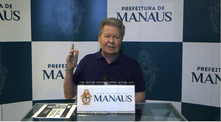 Em caráter de urgência, prefeito Arthur anuncia seleção de mais 32 médicos bolsistas