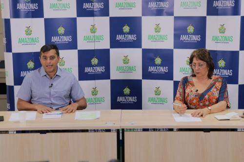 Amazonas registra 54 casos do novo coronavírus