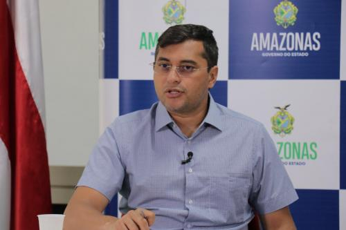Wilson Lima anuncia monitoramento remoto de pessoas que desembarcam pelo aeroporto e aquisição de testes rápidos