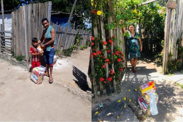 COVID-19: Prefeitura de Parintins faz doação de 3 mil cestas básicas a famílias em situação de vulnerabilidade social
