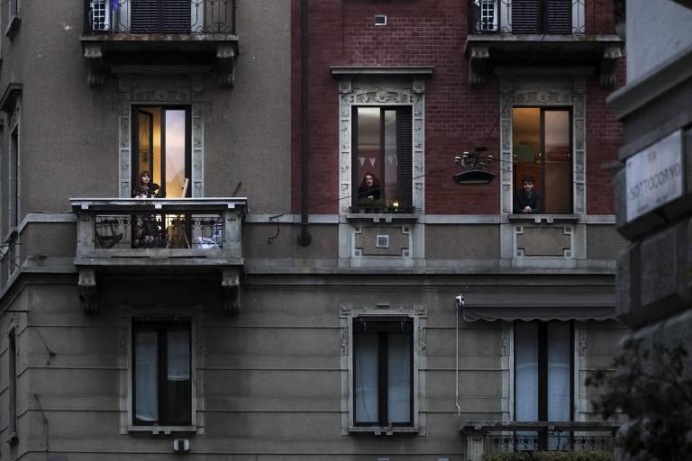 Após 1 mês e 4 mil mortos, Milão reconhece erro de campanha contra isolamento