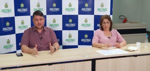 Amazonas registra 111 casos do novo coronavírus e passa a ter transmissão comunitária