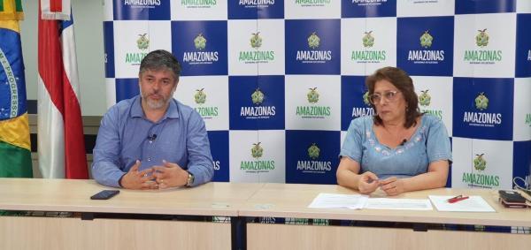 Amazonas tem 140 pessoas infectadas pelo novo coronavírus; 21 estão internadas
