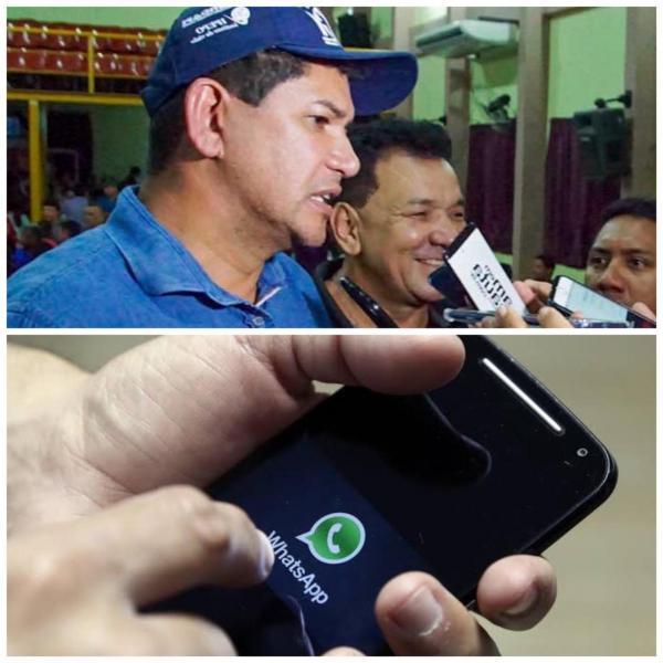 O ralho do prefeito de Parintins nos secretários simpatizantes de Bolsonaro e o X-9 que vazou ao público...