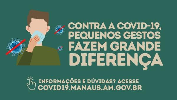 ESPECIAL PUBLICITÁRIO:Coronavírus: pequenos gestos fazem grande diferença!