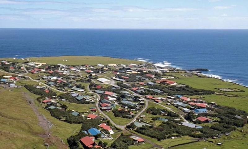 Ilha mais isolada do mundo se fecha ainda mais para evitar o novo coronavírus