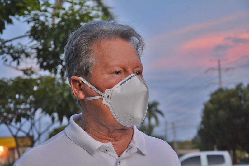 Ainda temos muita luta pela frente, diz prefeito Arthur com base em estudo de contaminação da Covid-19 na capital