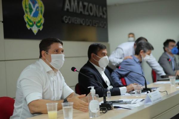Vice-governador Carlos Almeida deixa Casa Civil para se dedicar a projetos estruturantes