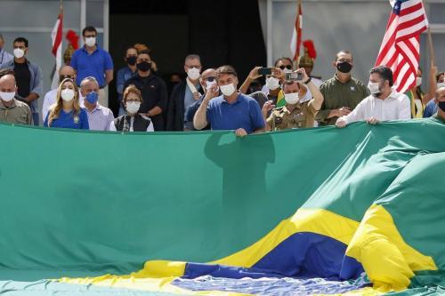 Caciques do Centrão em silêncio sobre manifestações e sendo nomeados no governo Bolsonaro