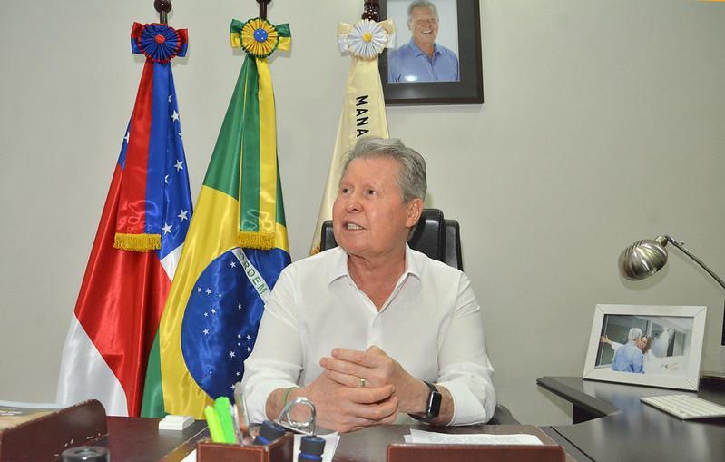'Temo um genocídio', alerta prefeito Arthur sobre avanço da Covid-19 no interior e povos indígenas