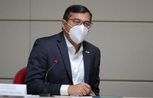 Abertura do comércio em junho depende da luta contra a pandemia de Covid-19, diz Wilson Lima