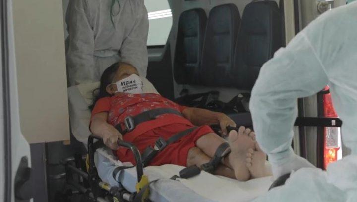 Hospital de campanha recebe primeiros pacientes indígenas Manaus