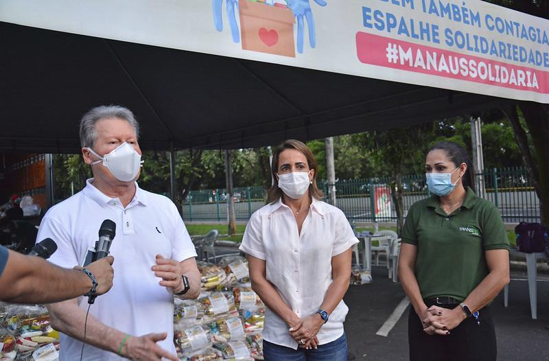 Manaus receberá doação da Vivo de R$ 3 milhões