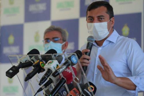 Governo Wilson Lima vai reformar Hospital e Pronto-Socorro João Lúcio