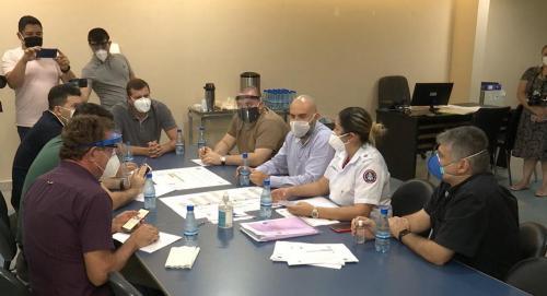 Documentos solicitados por membros de CPI em visita à Hospital devem ser requisitados via ofício à Susam