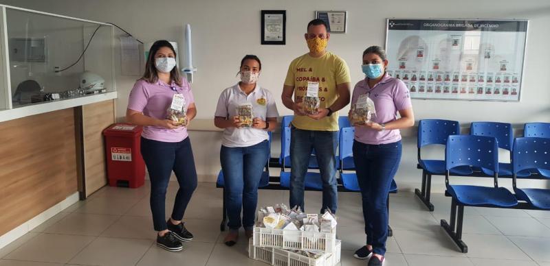 Mais de 3 mil equipamentos de proteção doados pela iniciativa privada ao Governo do Amazonas