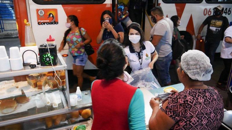 Amazonas chega mês de junho com 41.774 casos de coronavírus positivos, sendo 33.443 já recuperadas e 1.371 óbitos confirmados