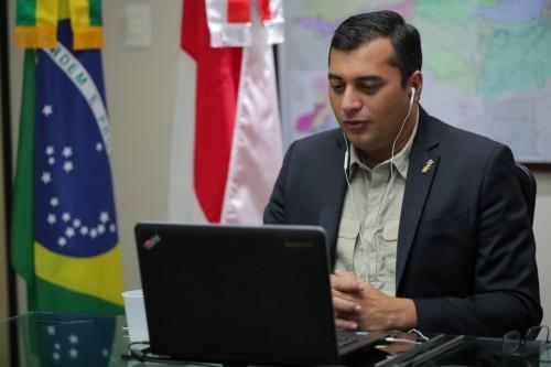 Wilson Lima reafirma que plano de retomada das atividades tem acompanhamento técnico