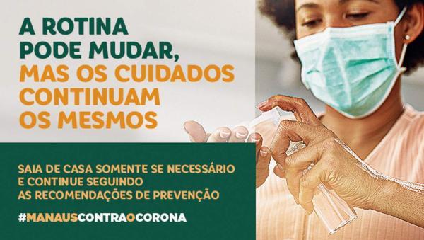 ESPECIAL PUBLICITÁRIO  Comércio reabre, mas as medidas de prevenção devem continuar