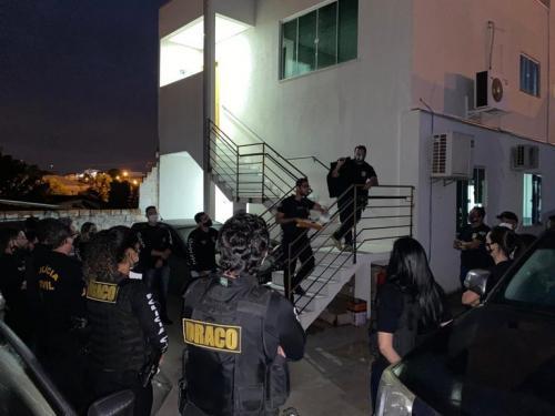 Operação Lockdown cumpre 11 mandados de prisão nas cidades de Rondônia
