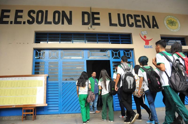 Amazonas terá como base diretrizes do Consed para elaborar protocolos de Segurança e Saúde e retorno do ensino presencial