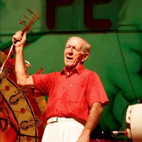 Badú Faria ex-presidente e padrinho do Garantido morre aos 86 anos