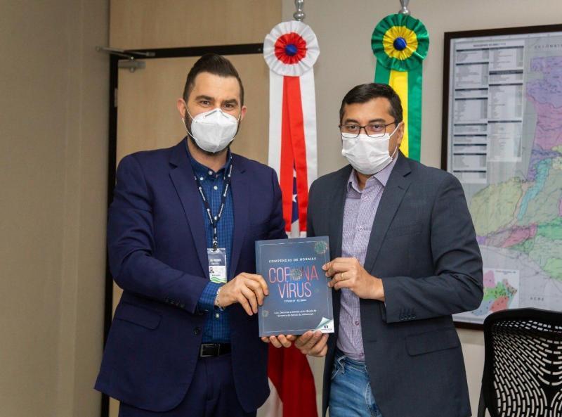 Imprensa Oficial lança compêndio com ações do Governo do Estado no combate à Covid-19
