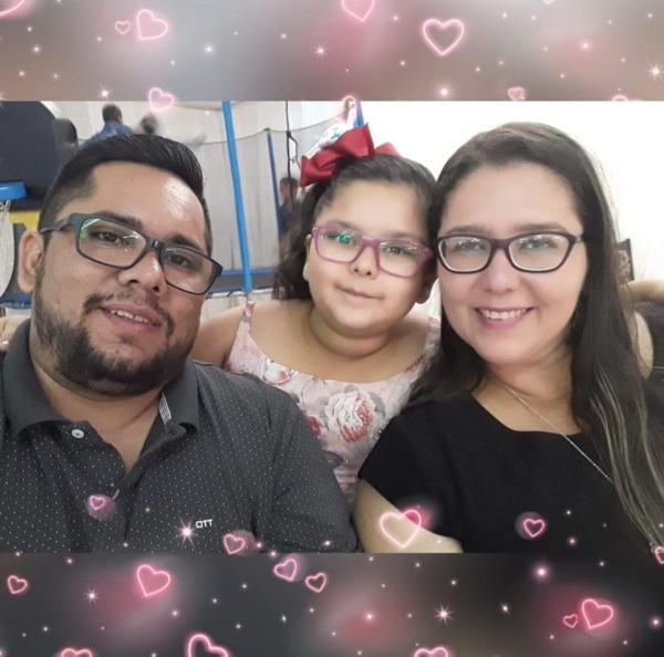 Thereza Cristina foi um anjo que moldou o homem que sou hoje, diz professor Bruno Bulcão sobre a esposa