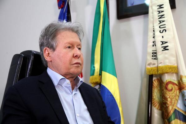Arthur Neto: 'É prematuro falar em novo pico' sobre coronavírus em Manaus