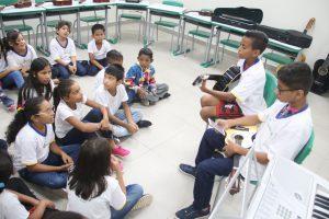 Não existe data para retornar aula na rede municipal, informa SEMED Manaus