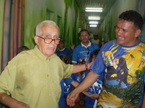Juarez Lima o discípulo de Irmão Miguel, Joãosinho Trinta e Jair Mendes