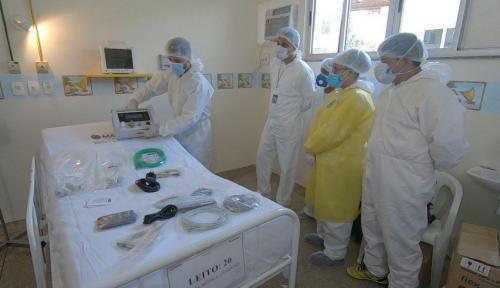 Governo Wilson Lima abre mais leitos de UCI nas cidades de Maués e Boa Vista do Ramos para tratar pacientes de COVID-19