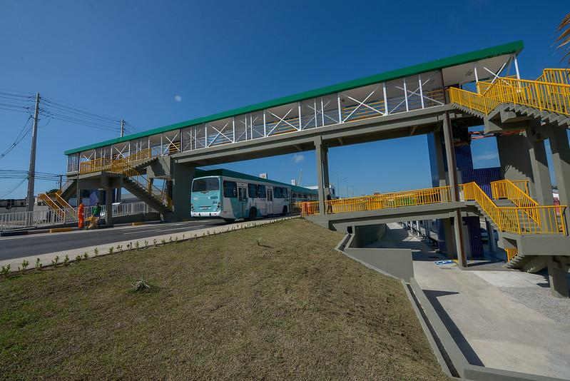 Saiba como vai funcionar a nova estação de transferência da Constantino Nery de Manaus