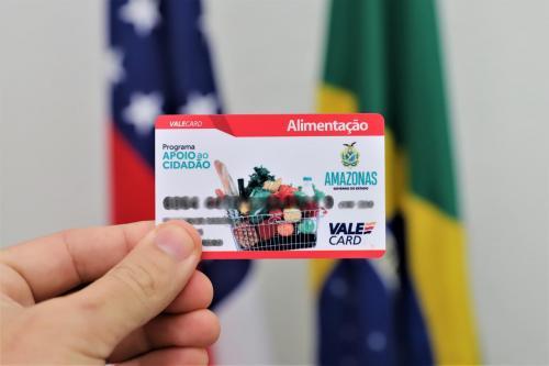 """Governo do Amazonas faz terceiro repasse do programa """"Apoio Cidadão"""""""