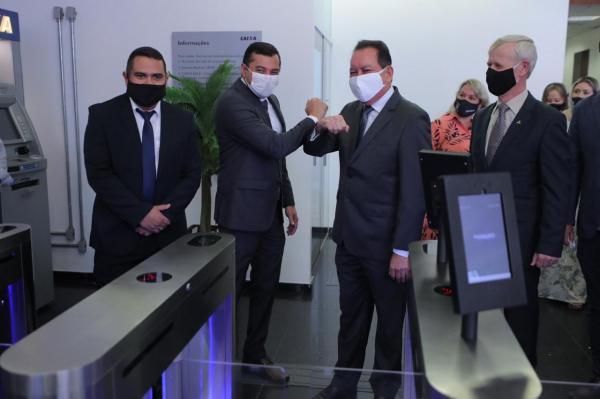 Governador Wilson Lima lança primeira fase do Sistema de Gestão Prisional