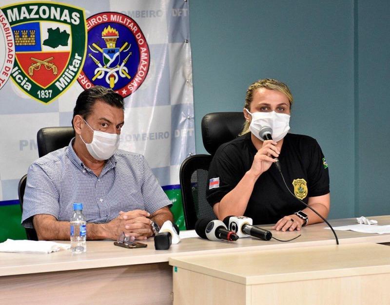Operação policial no AM cumpre 32 mandados de foragidos que se cadastraram no Auxílio Emergencial