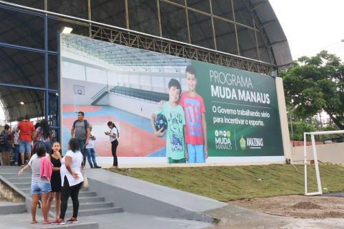 Quarta edição do 'Muda Manaus' será no bairro Cidade de Deus, com adoção de normas de segurança sanitário