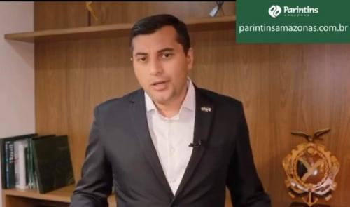 Governador Wilson Lima afirma que está tranquilo e quer fatos esclarecidos