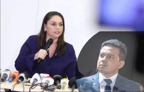 Daniela Assayag x Péricles: jornalista desmente presidente da CPI da Saúde no Amazonas