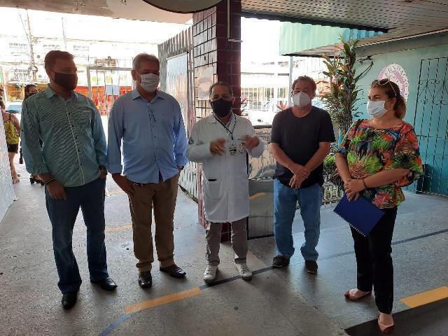 Fundação Alfredo da Matta recebe doação de túnel de descontaminação