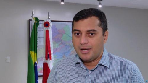 Josué é oportunista, quer aparecer e não aceita resultado das urnas, diz nota de Wilson Lima sobre pedido de impeachment